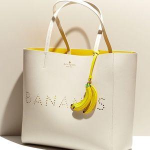Flights of Fancy: Bananas Tote Bag